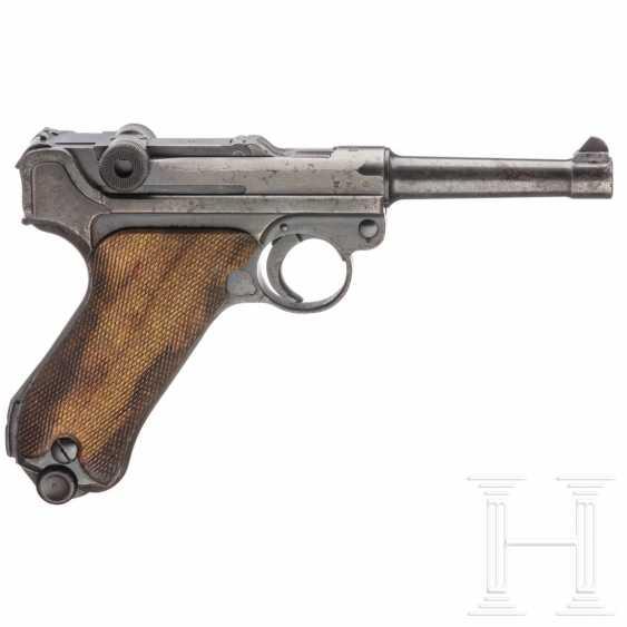 "Pistole 08, Mauser, Code ""1938 - S/42"" - photo 2"