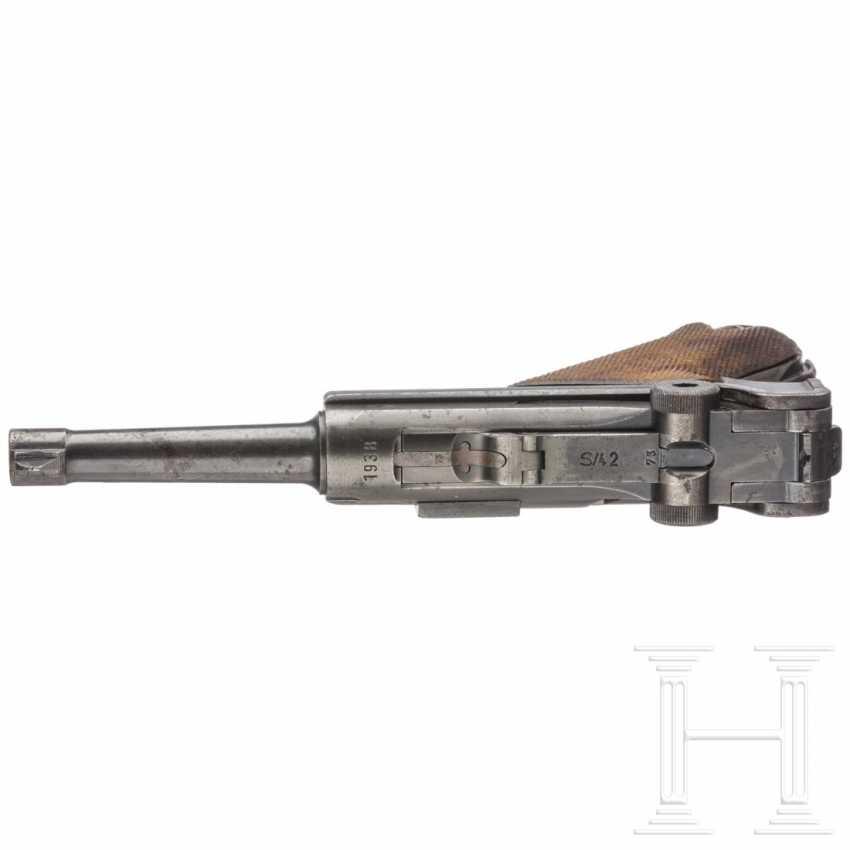 "Pistole 08, Mauser, Code ""1938 - S/42"" - photo 3"