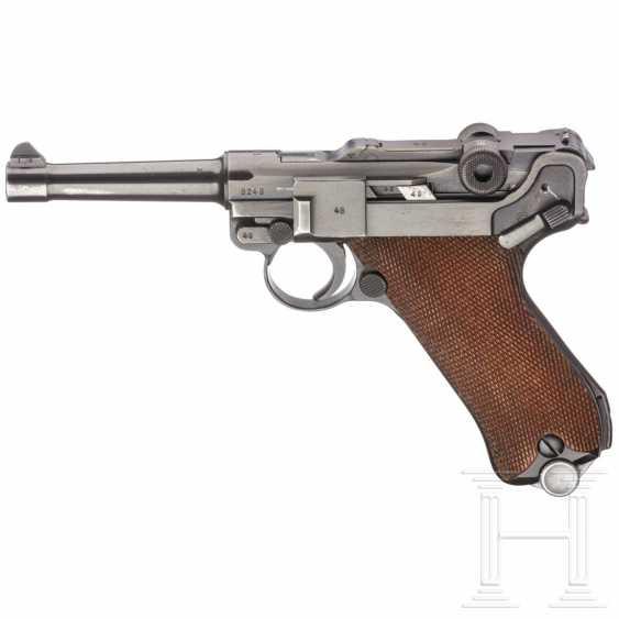 """Pistole 08, Code """"1939 - 42"""", mit Koffertasche - photo 1"""