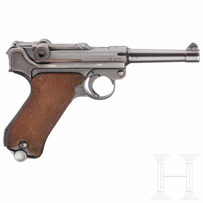 """Pistole 08, Code """"1939 - 42"""", mit Koffertasche - photo 2"""