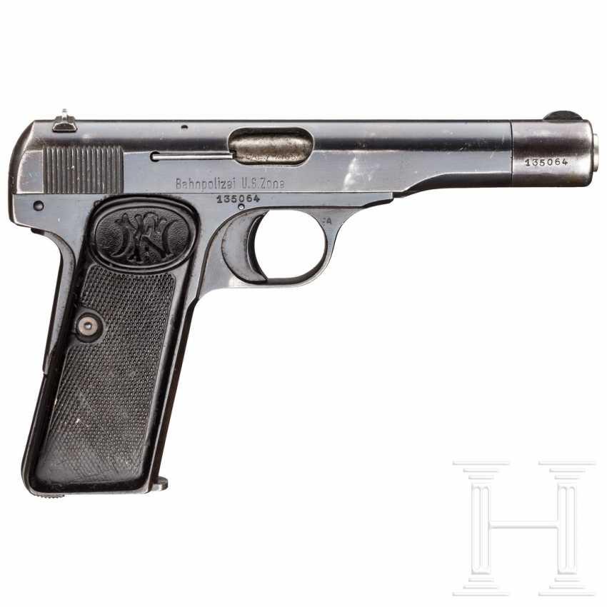 FN Modell 10/22, Bahnpolizei - photo 1