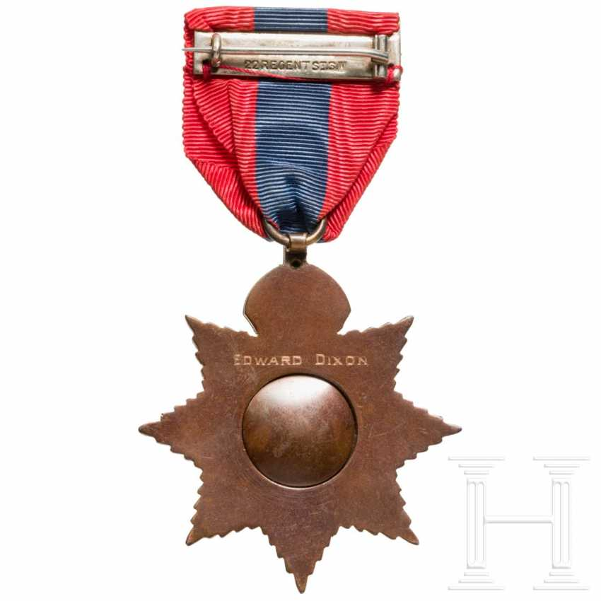 Great Britain - Imperial Service Medal with Certificate, dated 1913 - photo 3
