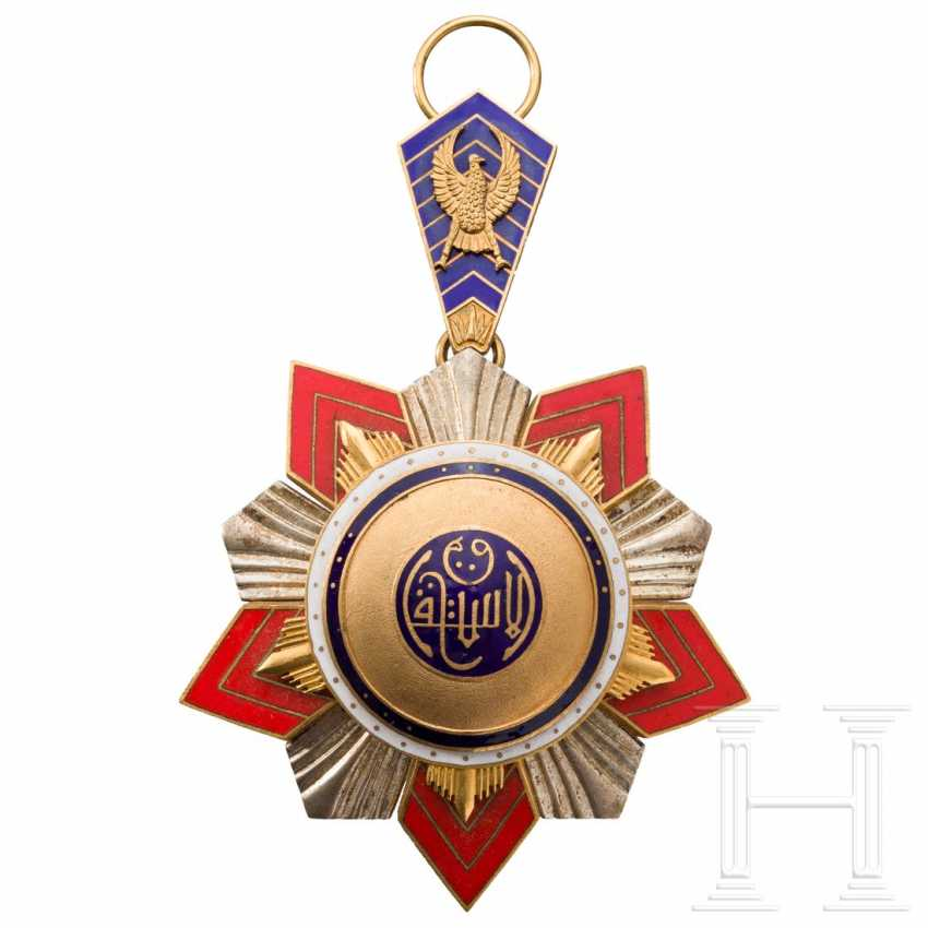 Egypt - Order of Independence (Istiklal Order) - Grand Cross - photo 1