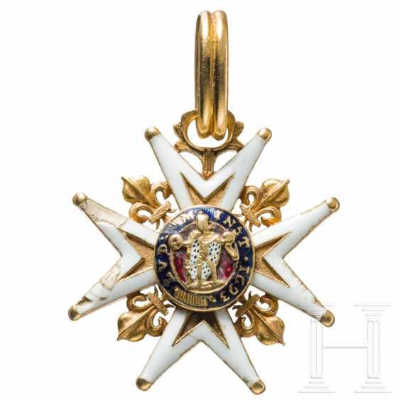 Ordre Royal et Militaire de Saint Louis - Kgl. and Military Order of St. Louis, France, around 1780 - photo 1