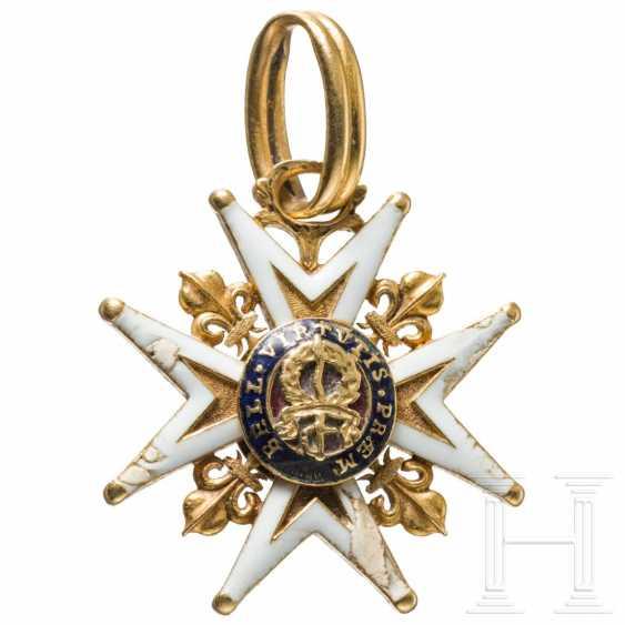 Ordre Royal et Militaire de Saint Louis - Kgl. and Military Order of St. Louis, France, around 1780 - photo 2
