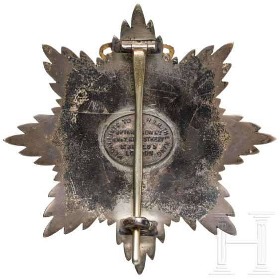 Greece - Order of George I, breast star with swords to the Grand Cross - photo 2
