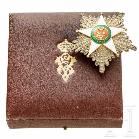 Colonial Order of the Star of Italy, Italien, data 1911 - photo 1