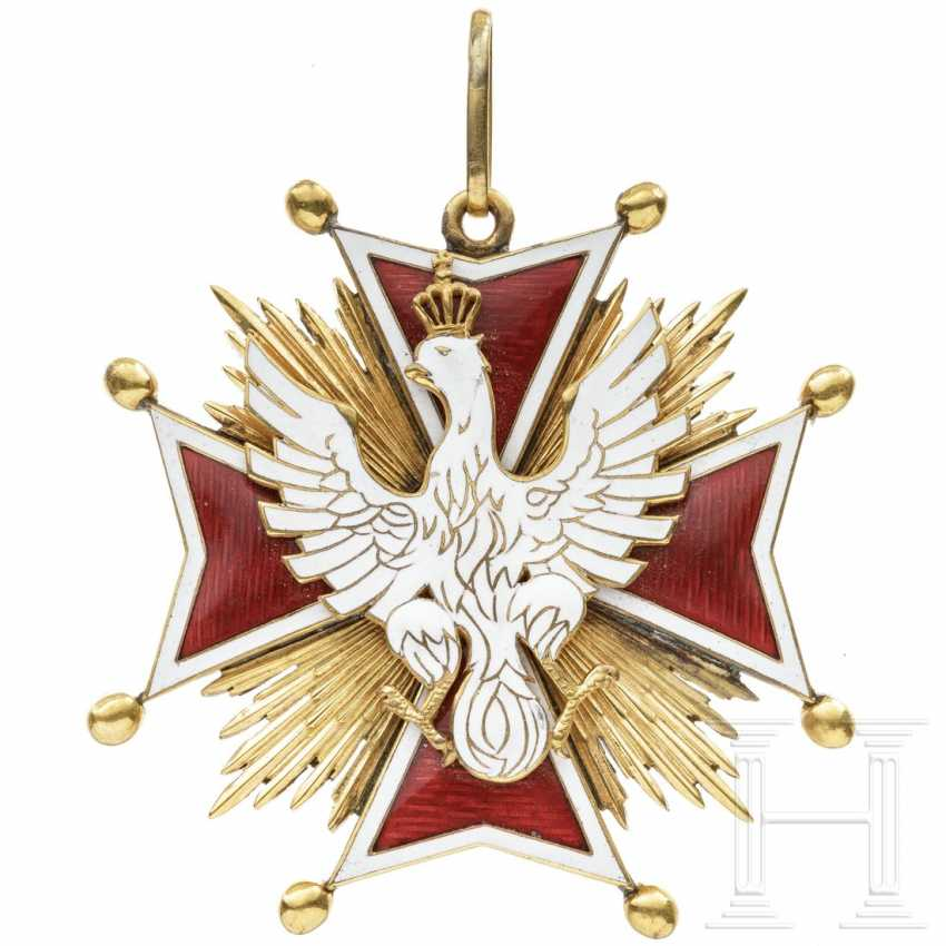 Poland - Order of the White Eagle of the Republic of Poland, 20th century - photo 1