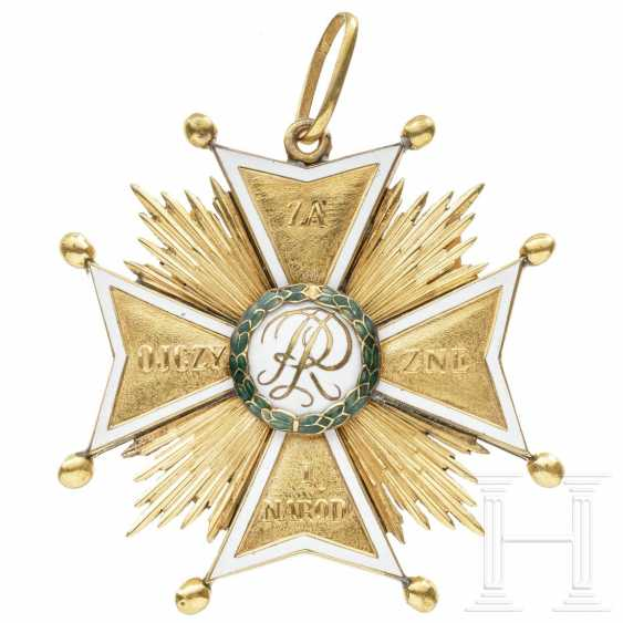 Poland - Order of the White Eagle of the Republic of Poland, 20th century - photo 2