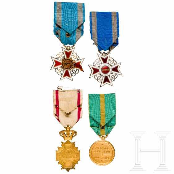 Romania - four awards, 19./20. century - photo 2