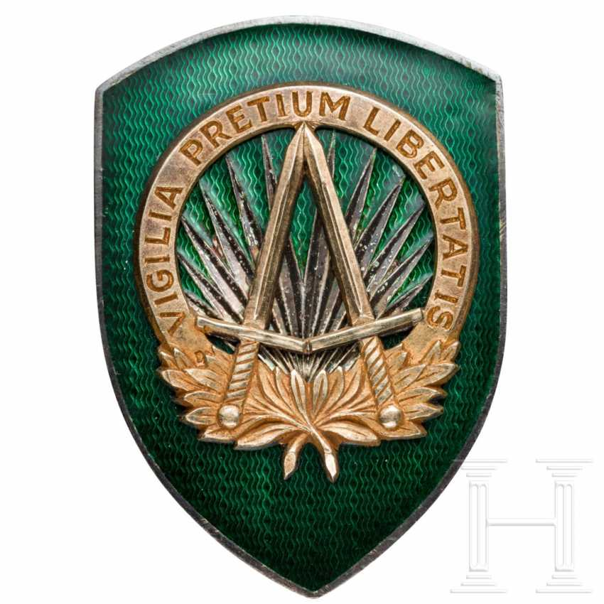 Badge of the Supreme Headquarters Allied Forces in Europe SHAPE (Supreme Headquarters Allied Powers Europe) - photo 1
