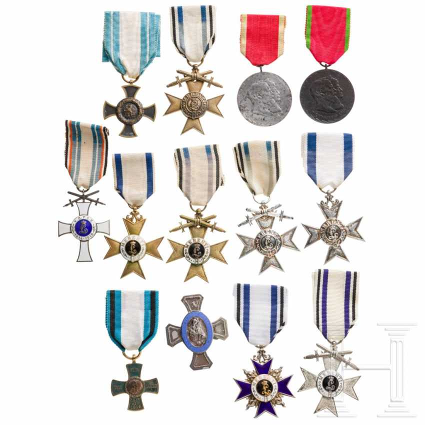 Bavaria - small medal collection - photo 1