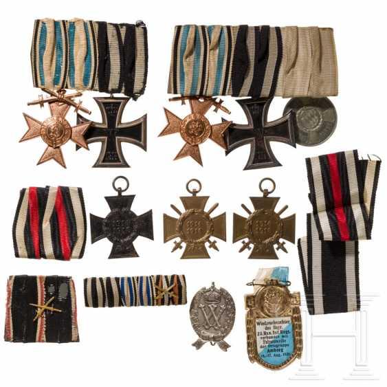 Group awards, Bavaria, World War 1 - photo 1