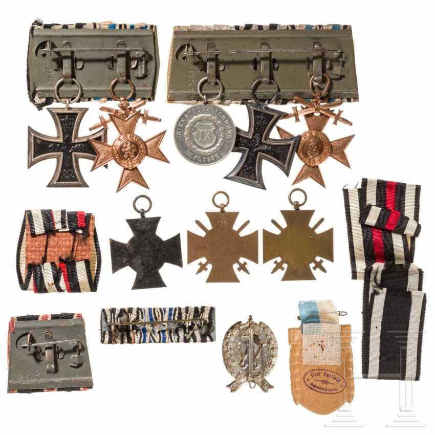 Group awards, Bavaria, World War 1 - photo 2