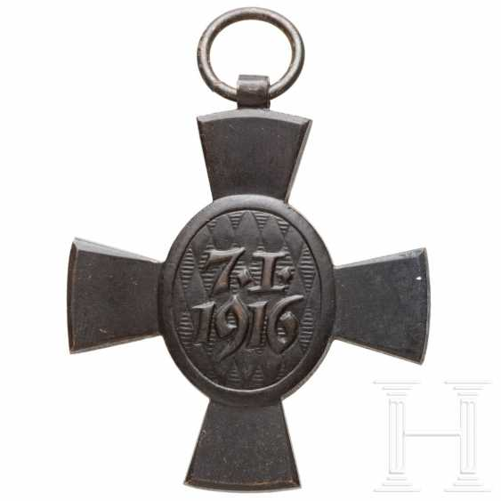 King Ludwig Cross 1916 with certificate - photo 3