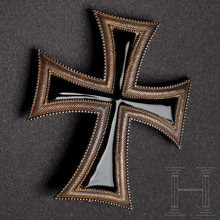 Pectoral Cross of the Teutonic Order, 19./20. century - photo 1