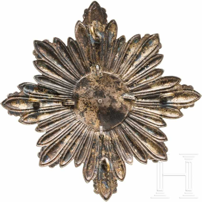 High Order of the Black Eagle - Breast Star - photo 2