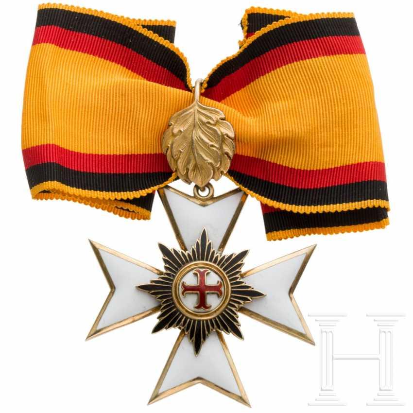 Waldeck - Cross of Merit 2nd Class - photo 1