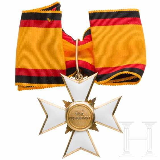 Waldeck - Cross of Merit 2nd Class - photo 2