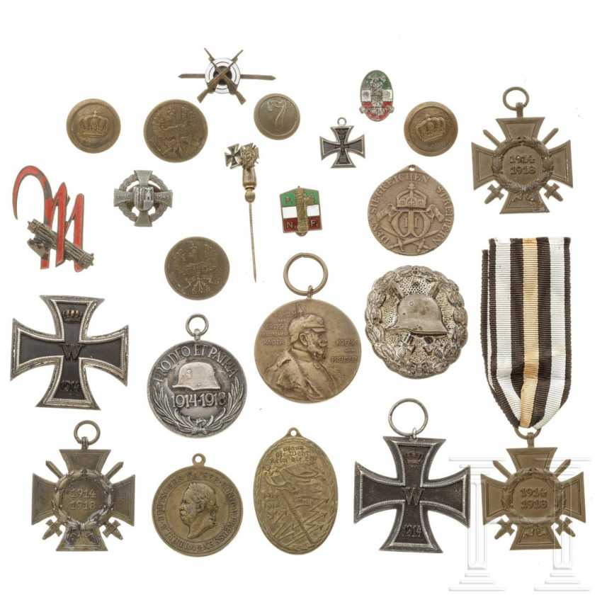 Group awards, mainly German, 1st half of the 20th century - photo 1