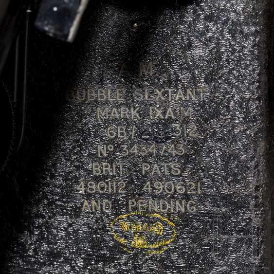 "Mark IX AM ""Bubble"" sextant - photo 3"