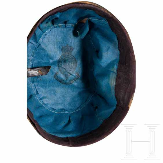 Two fragmentary hats for Bersaglieri, 20th century - photo 7