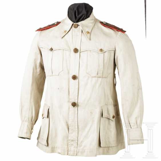 Tropical field blouse for generals in World War II - photo 1