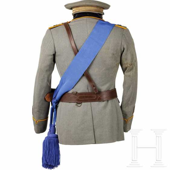 Uniform of a captain of the artillery in WWII - photo 2