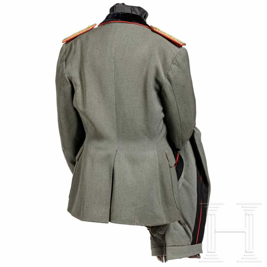 """Uniform for a captain of the """"Cosseria"""" infantry division, around 1940 - photo 2"""