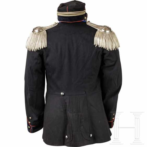 Uniform for officers of the light cavalry, 1st half of the 20th century - photo 2