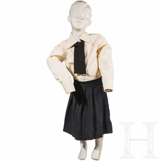 Fascist summer uniform for children, before 1945 - photo 2