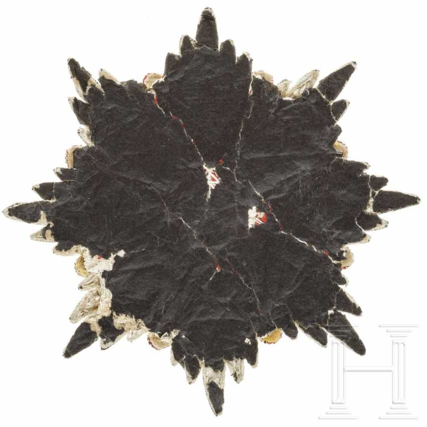 Vatican - Order of the Holy Pope New Year's Eve, breast star, 19th century - photo 2