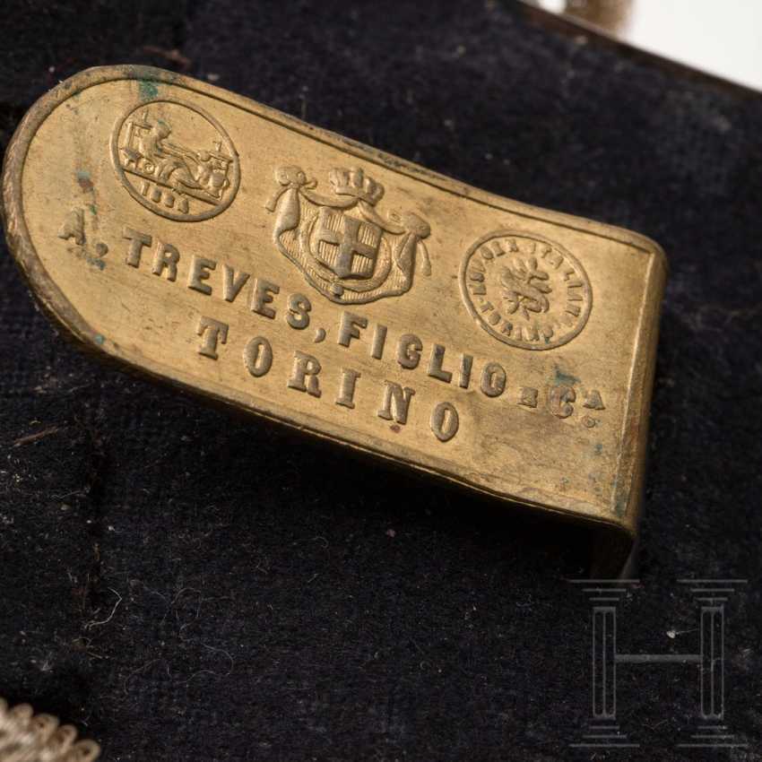 A pair of shoulder boards for a general, WWII - photo 3