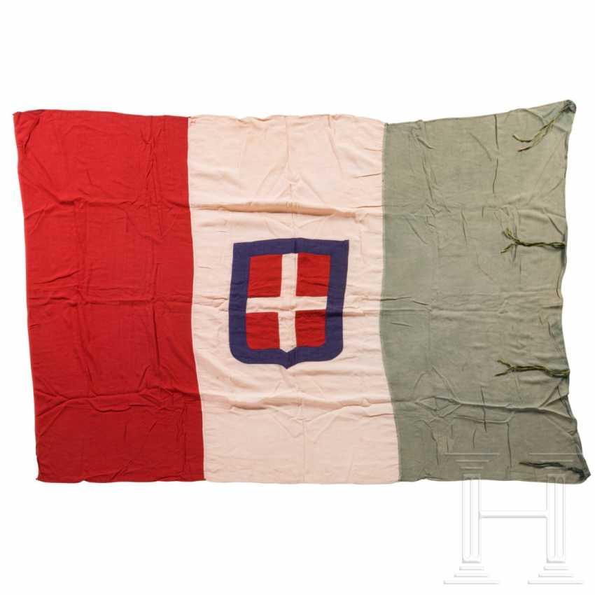 Italian flag, 20th century - photo 2
