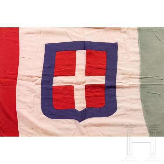 Italian flag, 20th century - photo 4