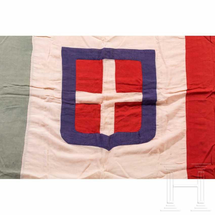 Italian flag, 20th century - photo 5