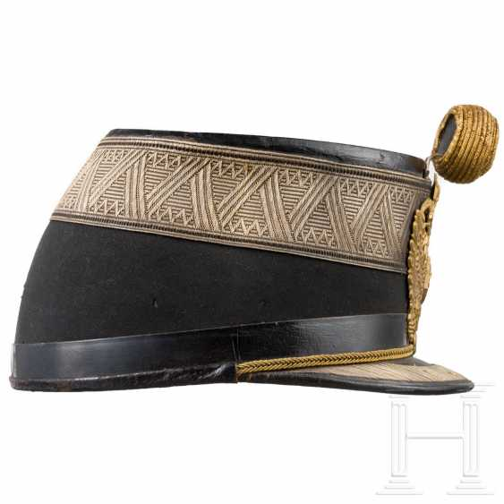 Shako for subaltern officers of the Austro-Hungarian infantry - photo 2