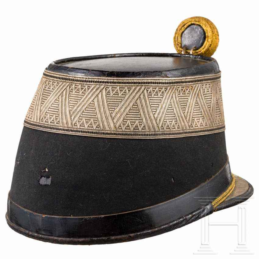 Shako for subaltern officers of the Austro-Hungarian infantry - photo 3