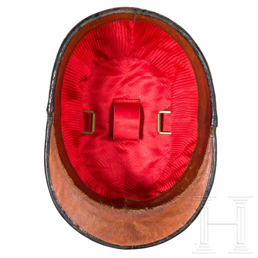 Shako for subaltern officers of the Austro-Hungarian infantry - photo 4
