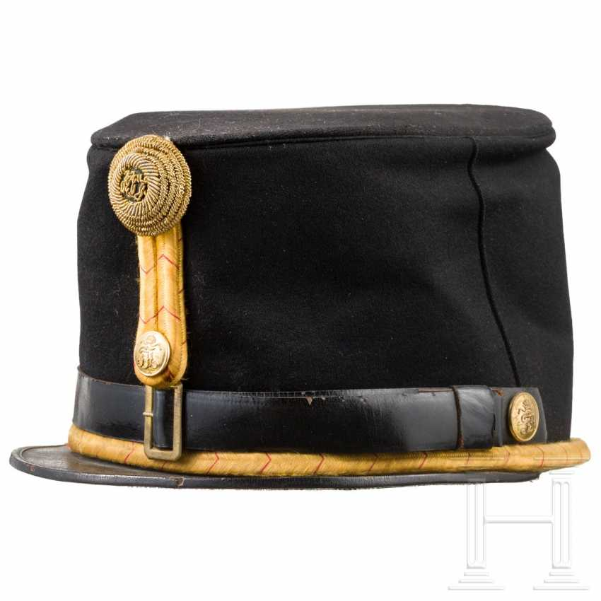 Cap for ensigns of the Austro-Hungarian infantry - photo 1