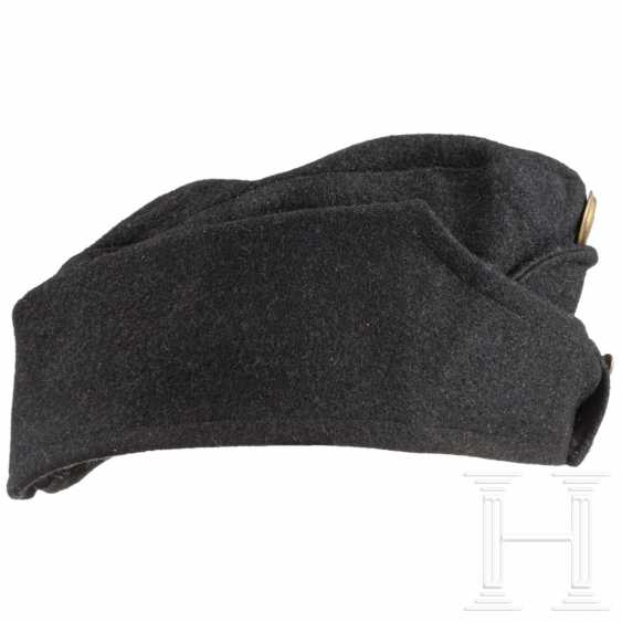 Black cap for men of the Austro-Hungarian Army - photo 2