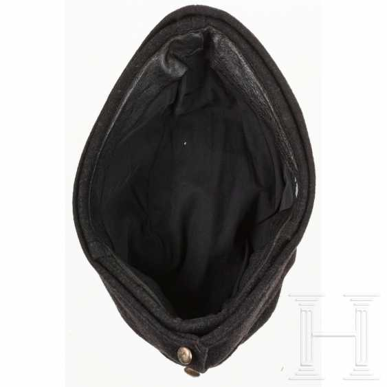 Black cap for men of the Austro-Hungarian Army - photo 3