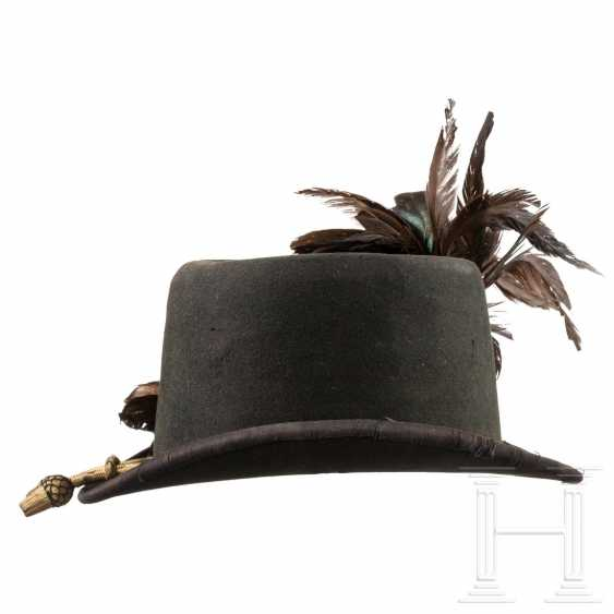 Hunter's hat for officers of the Austro-Hungarian infantry troops - photo 2