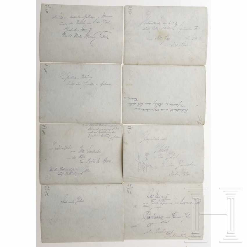 Austria - Group photos and documents Alpine Front 1914-18 - photo 4