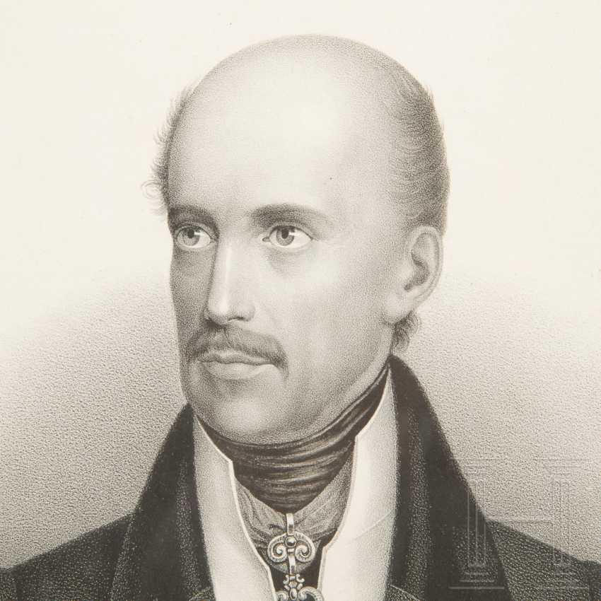 Archduke Johann of Austria - portrait, 19th century - photo 2