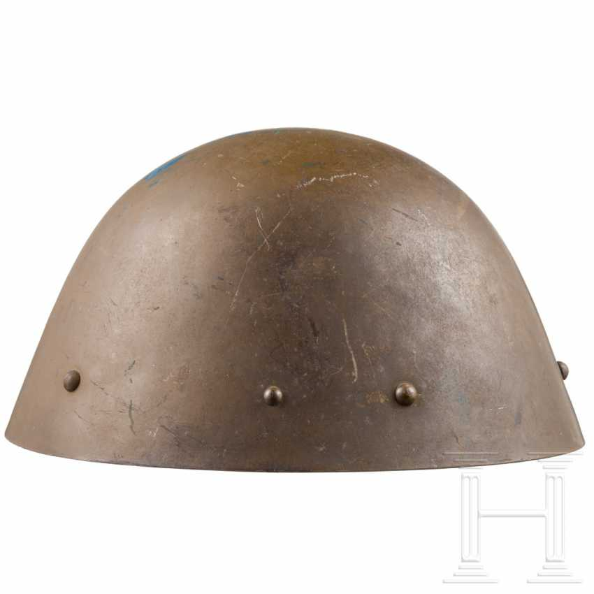 Czech steel helmet, dated 1938 - photo 2