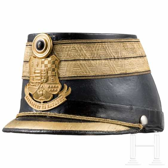 Hungary - Shako for a captain of the Honvéd infantry, after 1918 - photo 1