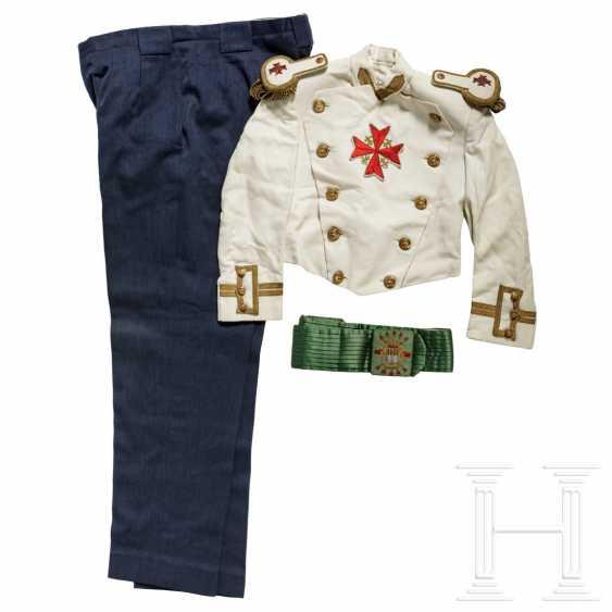Fascist Spain - three pieces of uniform - photo 1