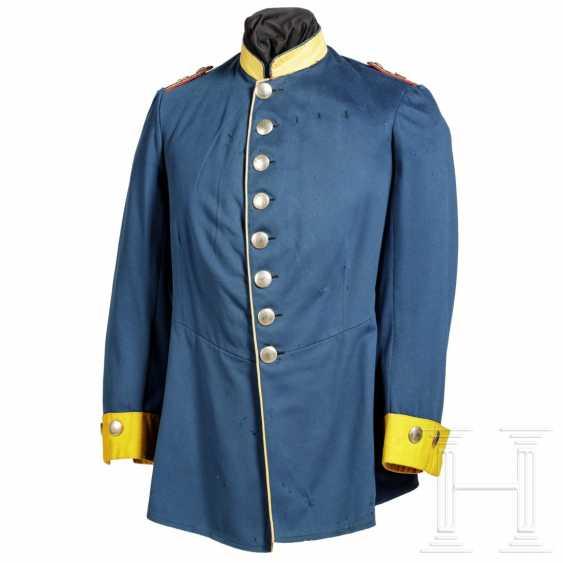 Baden - skirt for a lieutenant in the 2nd Badischer Dragoon Regiment No. 21, around 1900 - photo 1
