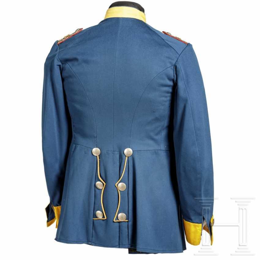 Baden - skirt for a lieutenant in the 2nd Badischer Dragoon Regiment No. 21, around 1900 - photo 2